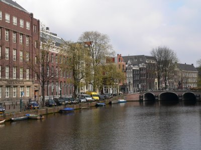 """Amsterdam canal"""