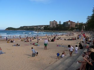 """Manly Beach"" Australia"