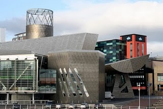 """Manchester """"Salford Quays"""""""