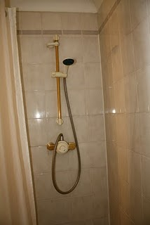 shower plumbing england