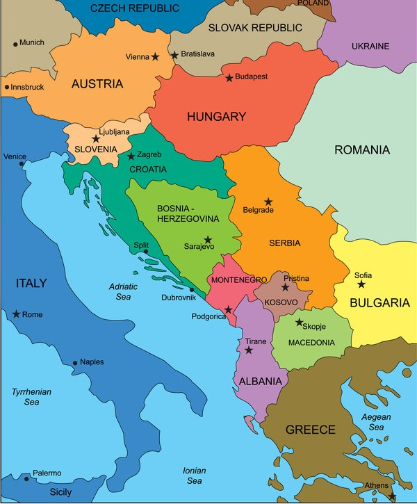 Year of Geography: Albania   Facing the Street
