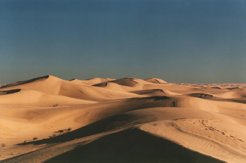 desert sands dunes Algeria
