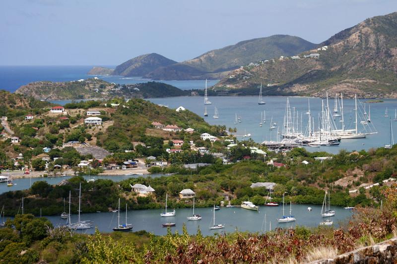 ABC Maps of Antigua and Barbuda; Flag, Map, Economy ... |Terrain Map Antigua And Barbuda