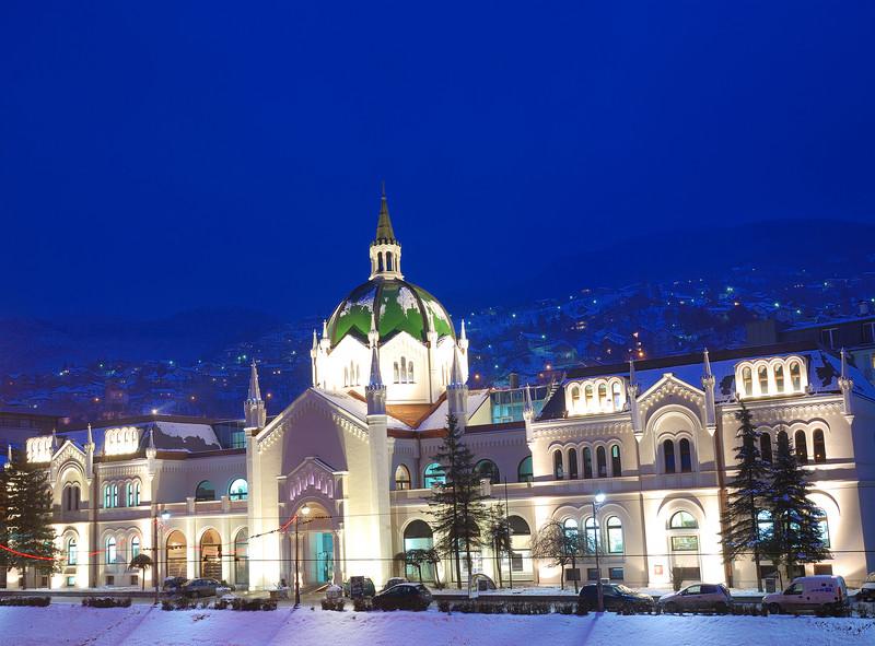 Travel Trivia Where Is Sarajevo Facing The Street - Where is sarajevo