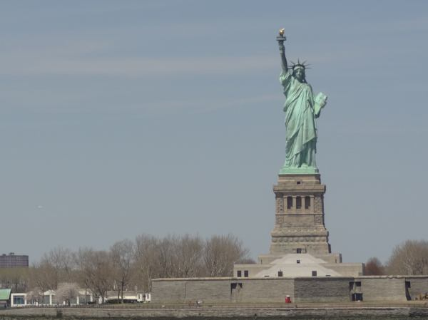 Statue of Liberty small